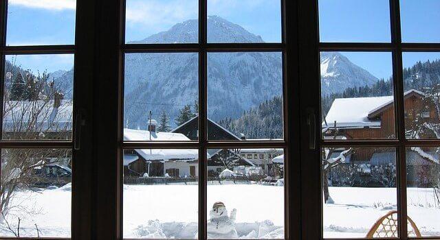 konserwacja okien zimą