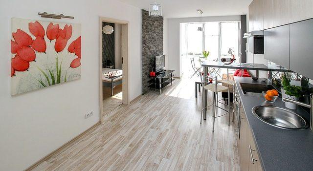 powiększenie mieszkania